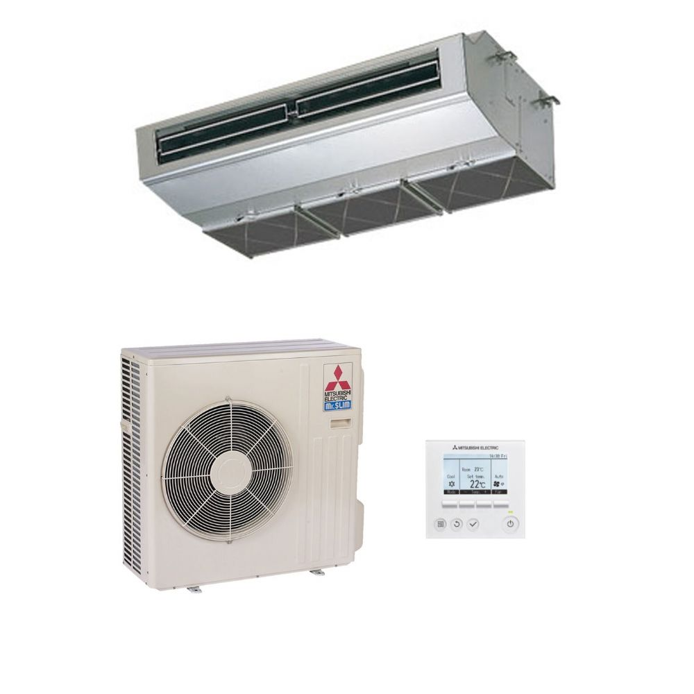 Mitsubishi Electric Air Conditioning Pca Rp71ha Stainless